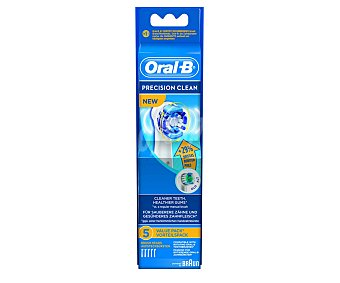 Oral-B Recambio PRECISION CLEAN 5u