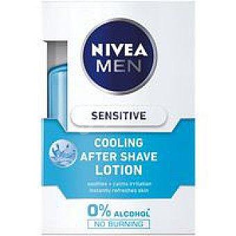 Nivea For Men After Shave bàlsamo Sensitive Frasco 100 ml