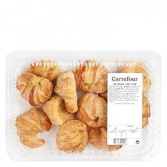 Carrefour Mini croissant clásico 12 ud 12 ud