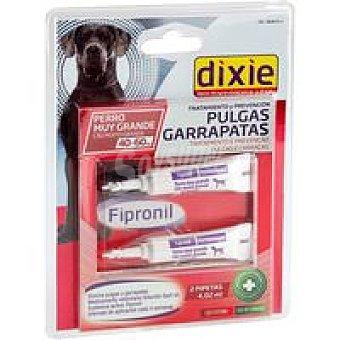 Dixie Pipetas Fipronil +40 kg Pack 4,