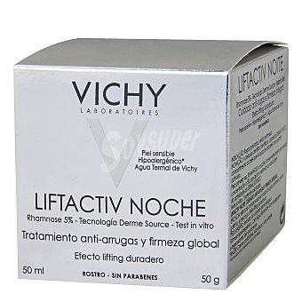 Vichy Crema de noche Liftactiv anti-arrugas 50 ml