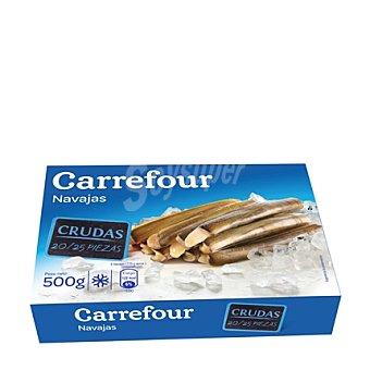 Carrefour Navajas crudas 500 g