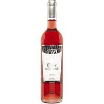 Malon de Echaide Vino rosado Botella 75 cl