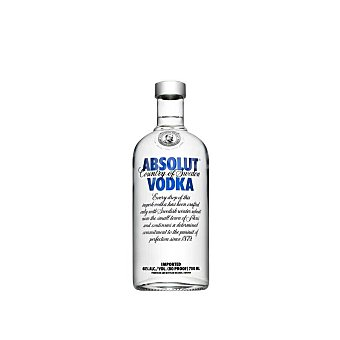 Absolut Vodka Vodka absolut botella 70 cl. 70 cl
