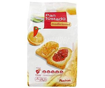 Auchan Pan tostado (30 rebanadas) 270 gr