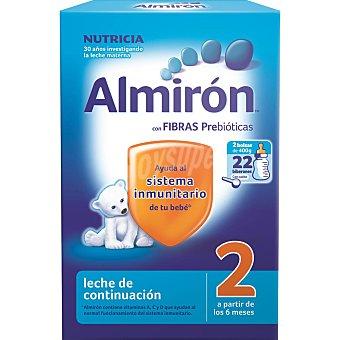 Almirón Nutricia Leche 2 de continuación en polvo 800 g