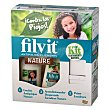 Kit Tratamiento natural antipiojos y liendres 1 ud Filvit