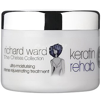 RICHARD WARD Chelsea Collection Tratamiento reparador con keratina Tarro 150 ml