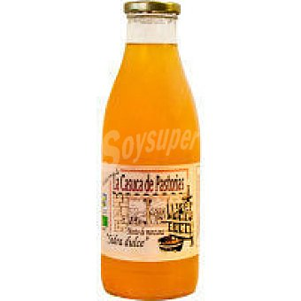 La casuca Sidra Dulce Ecológica Botella 1 litro