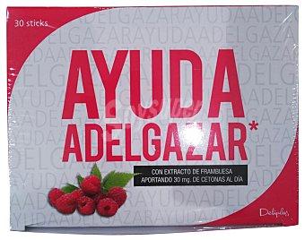 Deliplus Ayuda adelgazar (ayuda a perder peso y disminuye el hambre) 30 sticks (150 g)