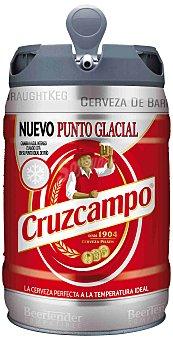 Cruzcampo Cerveza 5 litros