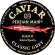 Classic Grey caviar baerii Lata 50 g PERSIAN MAHI