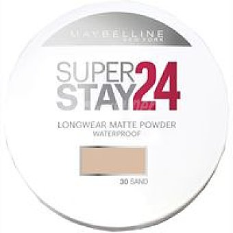 Maybelline New York Maquillaje polvo Superstay 24H 030 Pack 1 unid