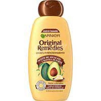 Original Remedies Garnier Champú aguacate 300ml 300ml
