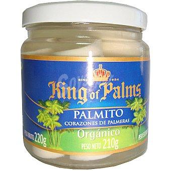 King of palms Palmito de Brasil Frasco 115 g neto escurrido