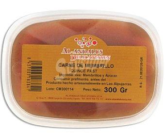Al Andalus Carne de membrillo 300 Gramos