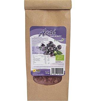 Dream foods acai en polvo ecológico rico en antioxidantes  envase 125 g