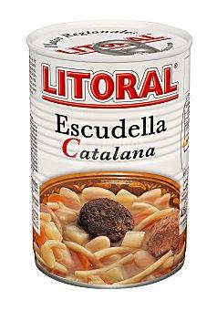 Litoral Escudella catalana Lata 425 g