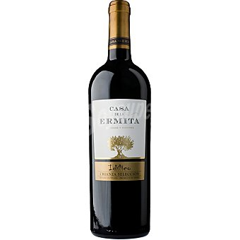 CASA DE LA ERMITA Idílico Vino tinto crianza D.O. Jumilla botella 75 cl 75 cl