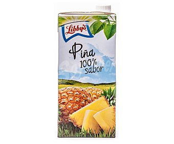 Libby's Zumo de piña Brick de 1 litro