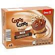 Helado cono nata y chocolate Caja 4 u x 110 ml (440 ml) DIA