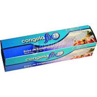 CONGELAFIX Bolsa grande para cngelación 30x45 Caja 25 unid