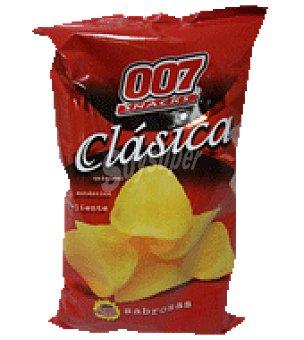 007 Snacks Patatas fritas clásicas 130 g