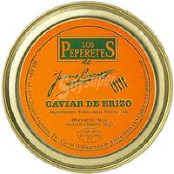 LOS PEPERETES Caviar de Erizo Lata 150g