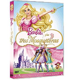 Barbie y las tres mosqueteras 1 unidad