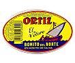 Bonito del norte en aceite de oliva Lata de 82 grs Ortiz