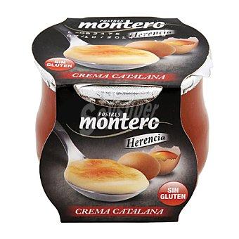 Montero Alimentacion Crema catalana cerámica 140 g