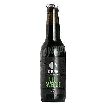 Coisbo Cerveza artesana 5th Avenue Lager 33 cl