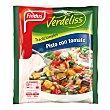 Pisto con tomate Verdeliss Bolsa 450 g Findus