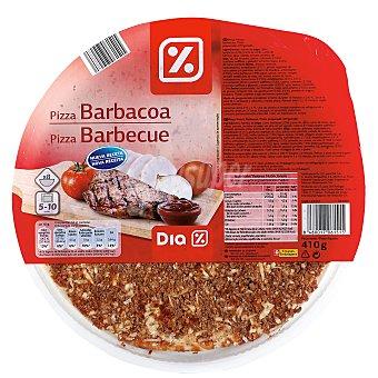 DIA Pizza refrigerada barbacoa Envase 410 gr