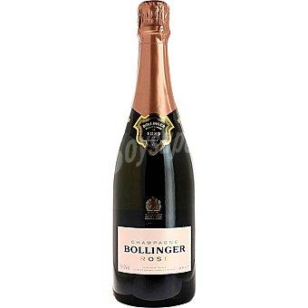 Bollinger Champagne brut rosé Estuche botella 75 cl botella 75 cl