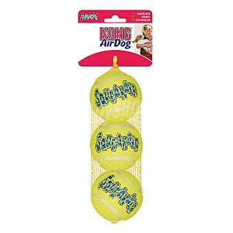 KONG Juguete para perros Airkong Amarillo M