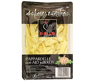 Gallo Papardelle con Ajo y Perejil (pasta Fresca) 250 Gramos