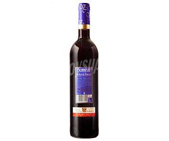 BARREAL Vino Tinto con denominación de origen de Ribeira Sacra Botella de 75 Centilítros