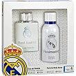Eau de toilette natural masculina + desodorante spray 150 ml Spray 100 ml Real Madrid