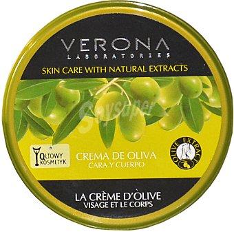 VERONA crema de oliva para cuerpo y cara  tarro 150 ml
