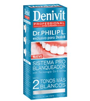 Denivit Crema dental blanqueador dr.philip 50 ml