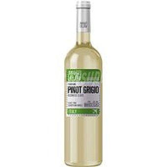 WINE&FLY Vino Pinot Grigio de Italia Botella 75 cl