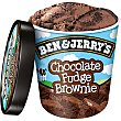 Helado Chocolate Fudge Brownie 500 ml Ben & Jerry's
