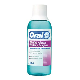 Oral-B Enjuague bucal de dientes y encías 500 ml