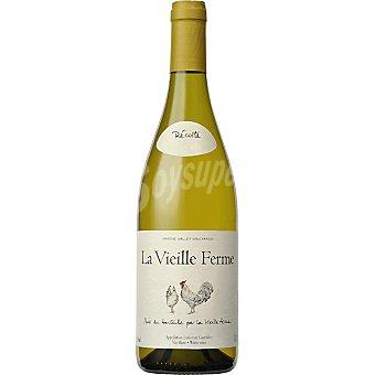 LA VIEILLE FERME Cotes Rhone vino blanco Francia Botella 75 cl