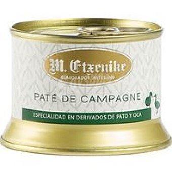 Etxenike Paté de Campagne Lata 120 g