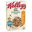 Cereales de desayuno en granolas prebióticas con almendras y semillas de calabaza Paquete 380 g All Bran Kellogg's