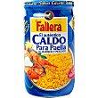Caldo para paella de marisco y pescado Frasco 600 ml La Fallera