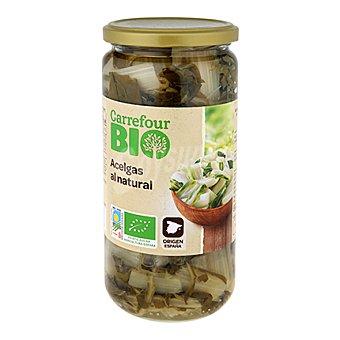 Carrefour Bio Acelgas al natural primera 660 g