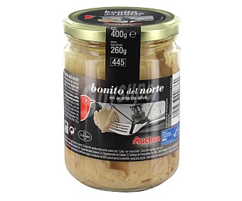 Auchan Bonito del norte en aceite de oliva 260 gramos